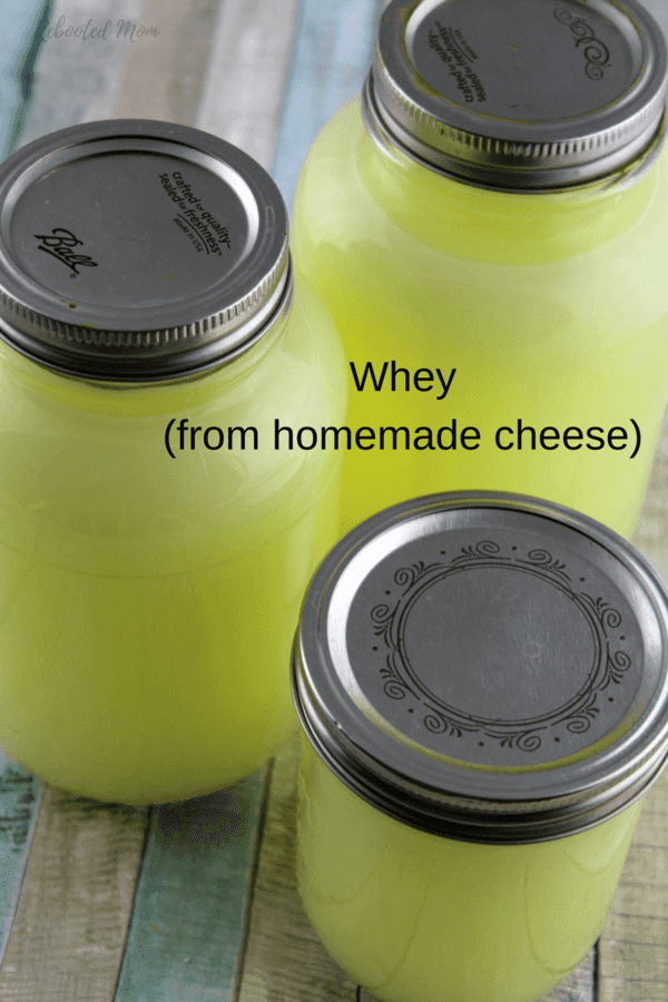 Whey is the byproduct of making homemade cheese or yogurt - here are 20 ways to put your extra whey to good use.