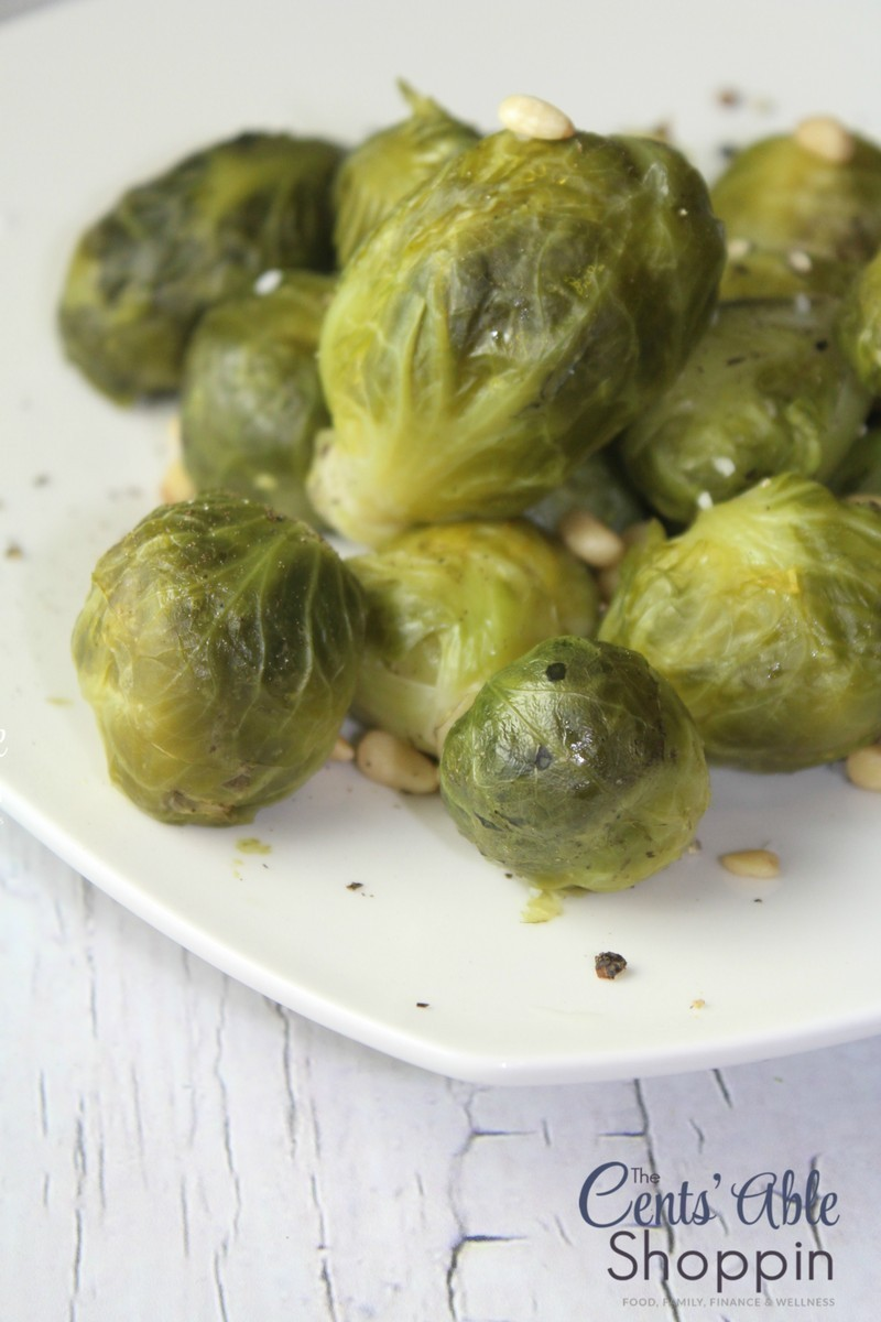 Brussels Sprouts (Instant Pot)