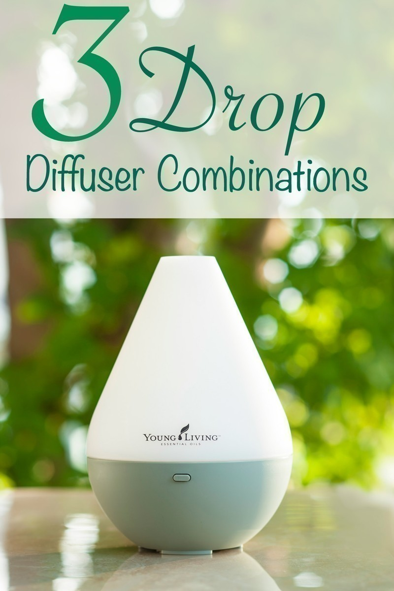 3 Drop Essential Oil Diffuser Combinations