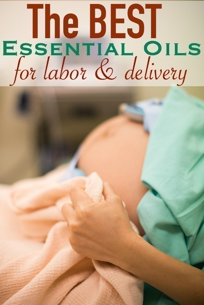 The best essential oils for labor and delivery - create a calming birthing experience with the help of these must-have essential oils.