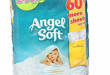 Staples: Angel Soft 24 pk Big Roll $7.99