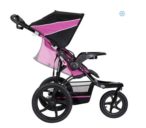 Walmart Graco Relay Click Connect Jogging Stroller 80 Reg 109
