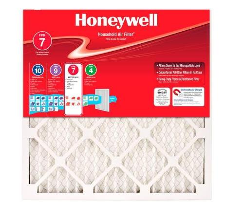 Home Depot 40 Off Honeywell Air Filters 4 Pk