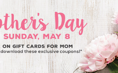 Mother's Day Gift Card Savings from Fry's
