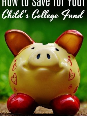 How to Save for a College Fund