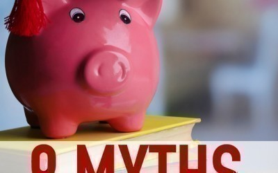 9 Common Myths about College 529 Plans