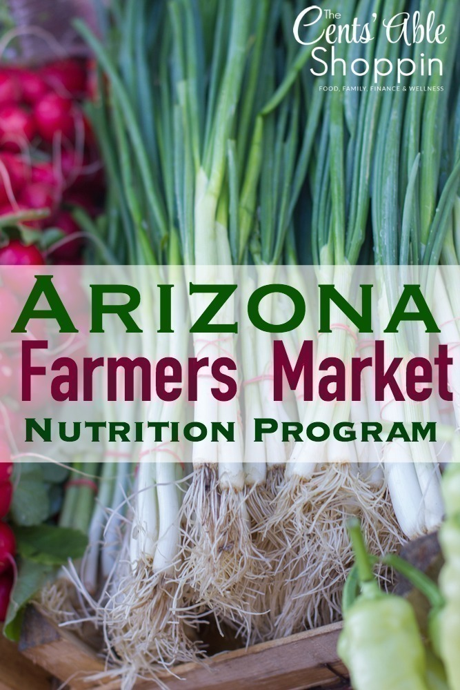 Arizona Farmers Market Nutrition Program