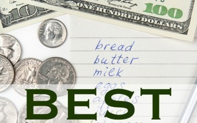 6 of the BEST FREE Budget Apps