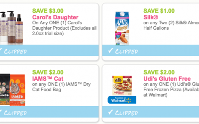 Today's Newest Coupons | Silk, IAMS, Udi's Gluten-Free + More
