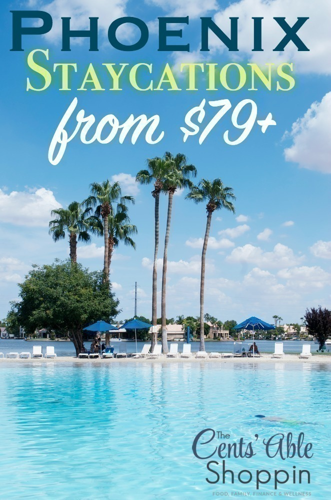 Phoenix Staycations from $79 +