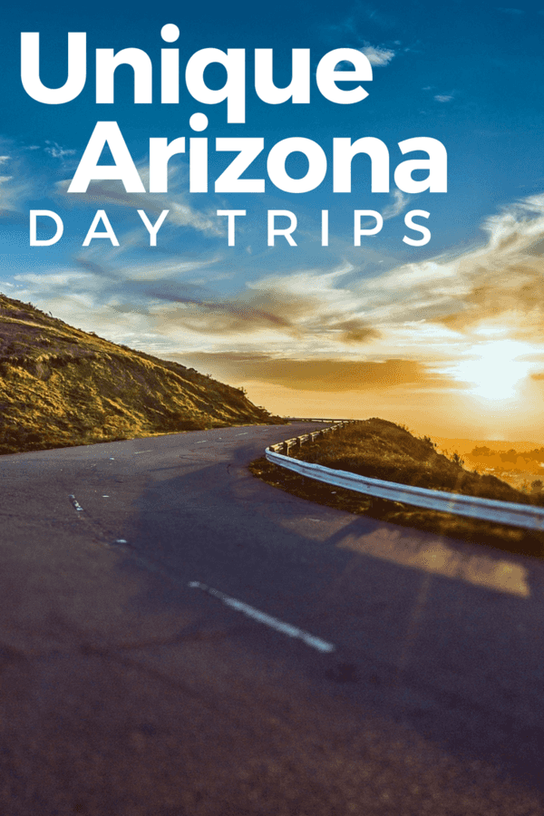 Jump in the car with the family & visit any of these unique day trip destinations in Arizona!