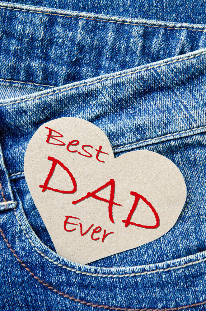 Greeting Card for Father's Day.