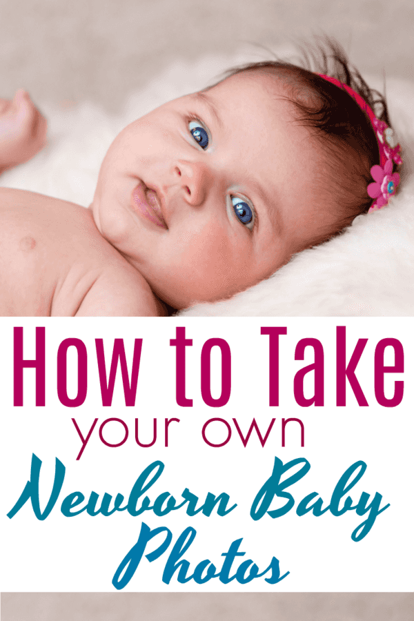A newborn baby is a joyous time - it can also be rather expensive when it comes to photos. Here are 5 tips for taking your own amazing newborn photos at home!