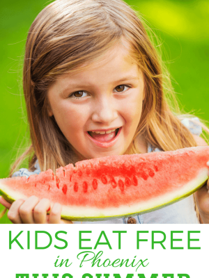Summer Food Service Program | Kids and Teens Eat FREE Around Phoenix