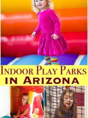The BEST Indoor Play Parks in Arizona