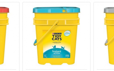 Target: 3 Purina Tidy Cat Litter + $10 Gift Card just $30