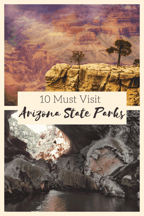 If you haven't experienced some of the better Arizona state parks, we rounded up 10 amazing opportunities to visit - from the Petrified Forest to the Grand Canyon and the Biosphere, there is something for every area of the state.