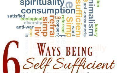 6 Ways Self Being Self Sufficient Can Make You Happier