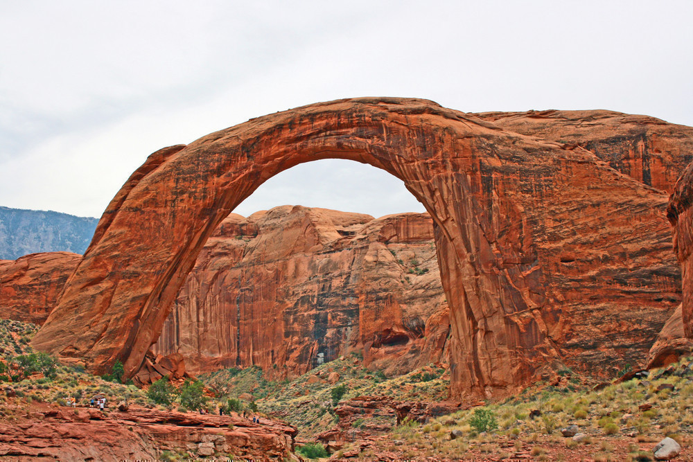 Rainbow Bridge, AZ