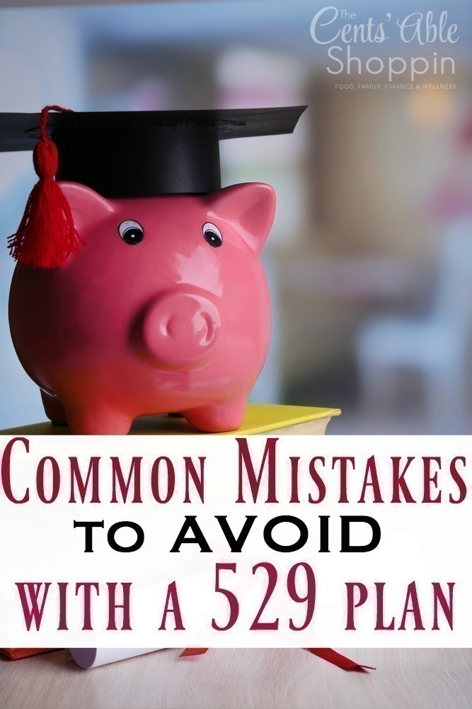 Common Mistakes to Avoid with a 529 Plan
