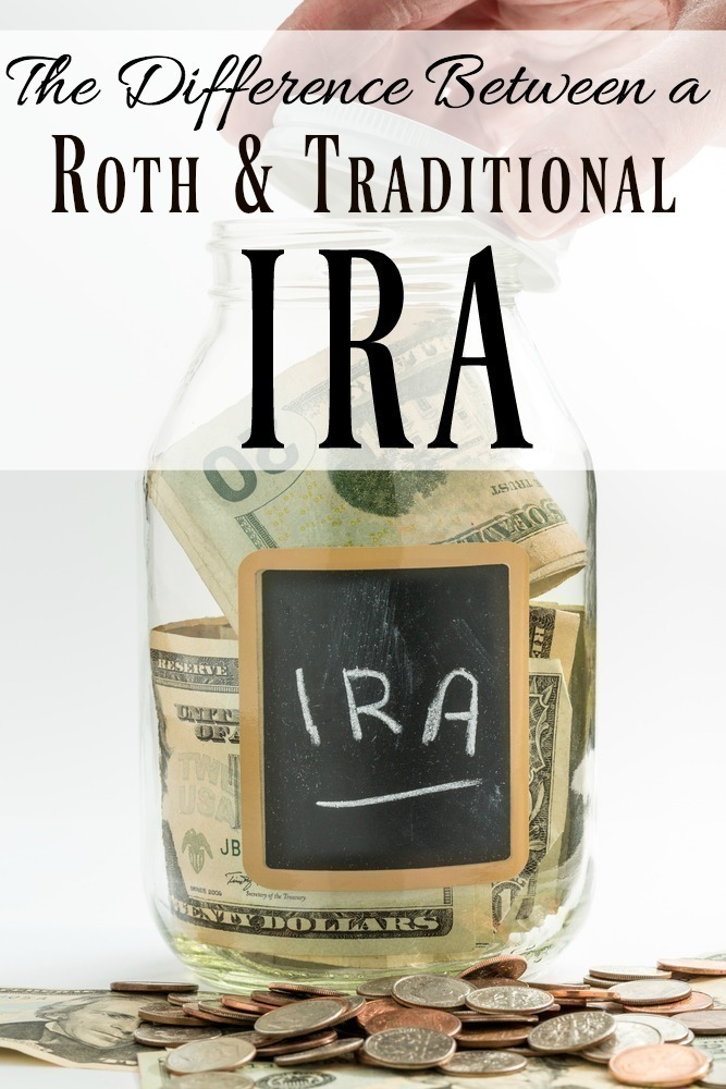 What are the Differences between a Roth and a Traditional IRA?