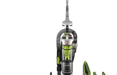 Over $80 OFF the Hoover Air Lift Deluxe Bagless Upright Vacuum Cleaner