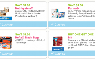 NEW Coupons for Cheerios, Cocoa Puffs, Purina + More
