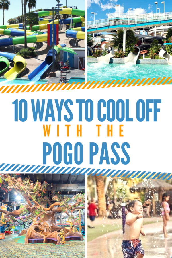 Looking for some new ways to kick the hot desert heat?  Invest in a POGO pass and find over 10 Ways Beat the Heat this Summer.