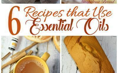 6 Recipes that Use Essential Oils