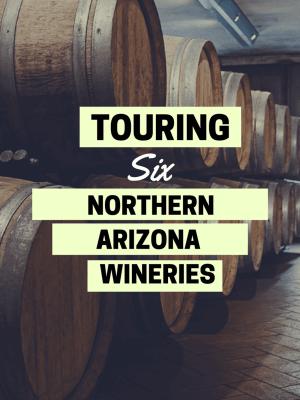 6 Northern Arizona Wineries