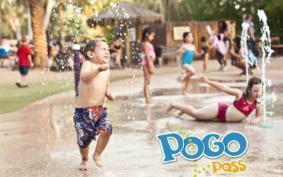 60% OFF POGO Pass + FREE Admission to Sunsplash, Urban Jungle, Phoenix Zoo + More