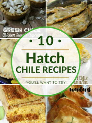 10+ Hatch Green Chile Recipes