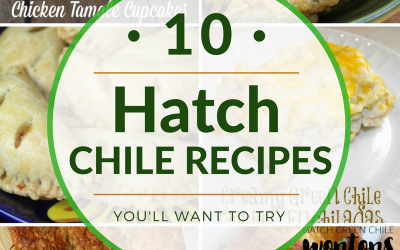 10 Hatch Green Chile Recipes