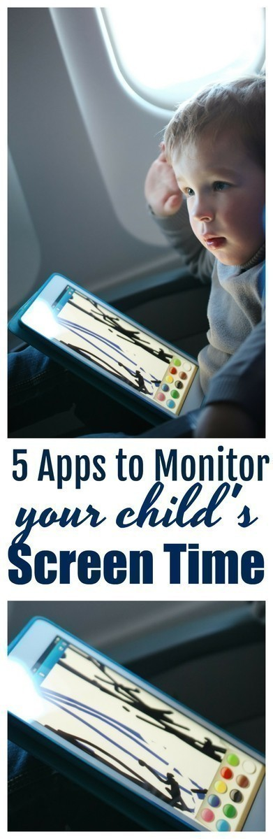 Kids love to be on digital devices - in fact, unless you monitor their usage, some of them will sit on those devices all day long. Here are 5 AWESOME apps to help parents monitor their child's screen time.
