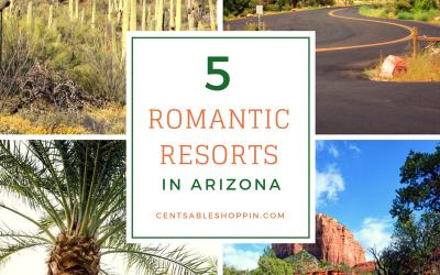 5 Romantic Resorts in Arizona