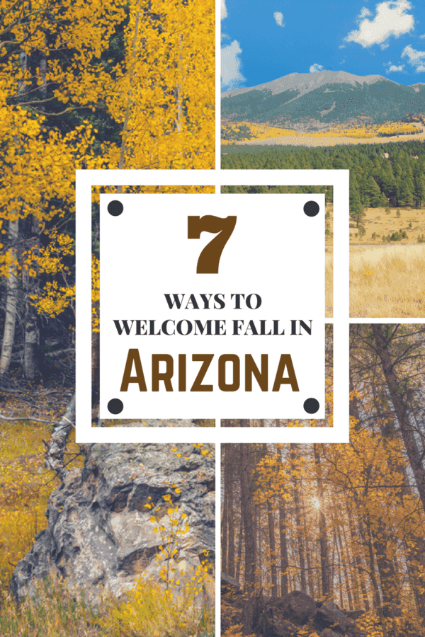 7 Ways to Welcome Fall in Arizona