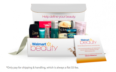 Walmart: Fall Beauty Box Available just $5 Including Shipping