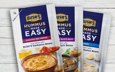 FREE Friday Download | FREE Bush's Hummus Made Easy