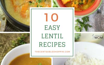 10 Easy Lentil Recipes