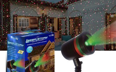 Laser Home Light Display $33 + FREE Shipping