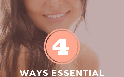 4 Ways Essential Oils are Better than your Beauty Products