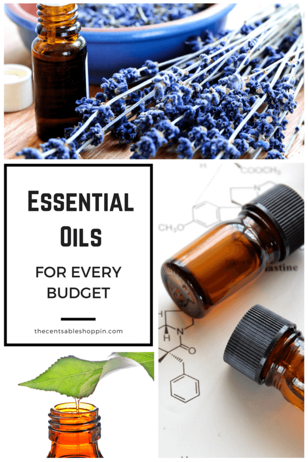Essential Oils for Every Budget