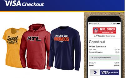NFLShop.com: $25 OFF $50 Purchase