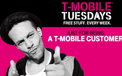 T-Mobile Tuesdays | FREE Stuff, Every Week for T-Mobile Customers