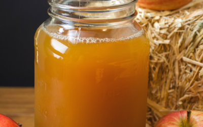 10 Health and Beauty Uses for Apple Cider Vinegar