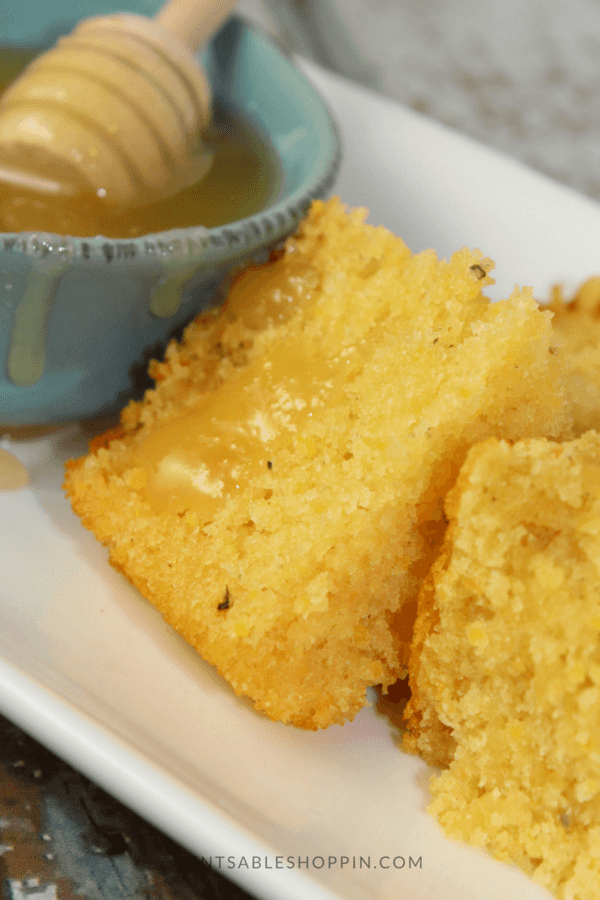 Milk and Honey Cornbread