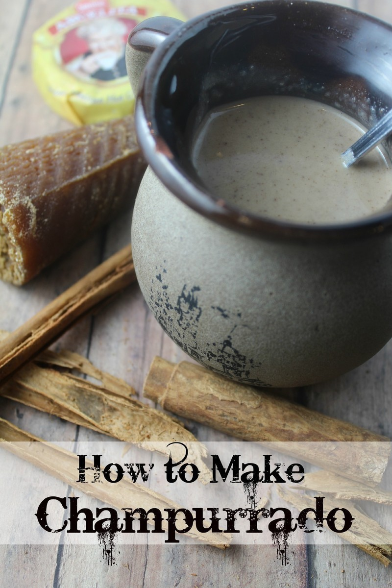 How to Make Champurrado (A Thick, Mexican Hot Chocolate)
