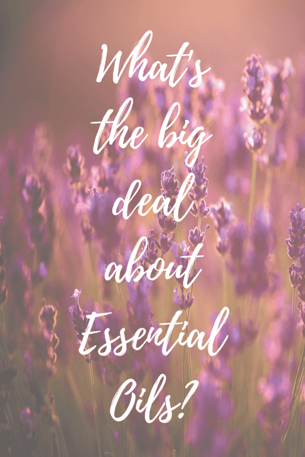 Essential oils are everywhere - the grocery store, online, in Walmart... you can even find them at CVS. Are they really helpful? What's the big deal about essential oils? Why do people use them?