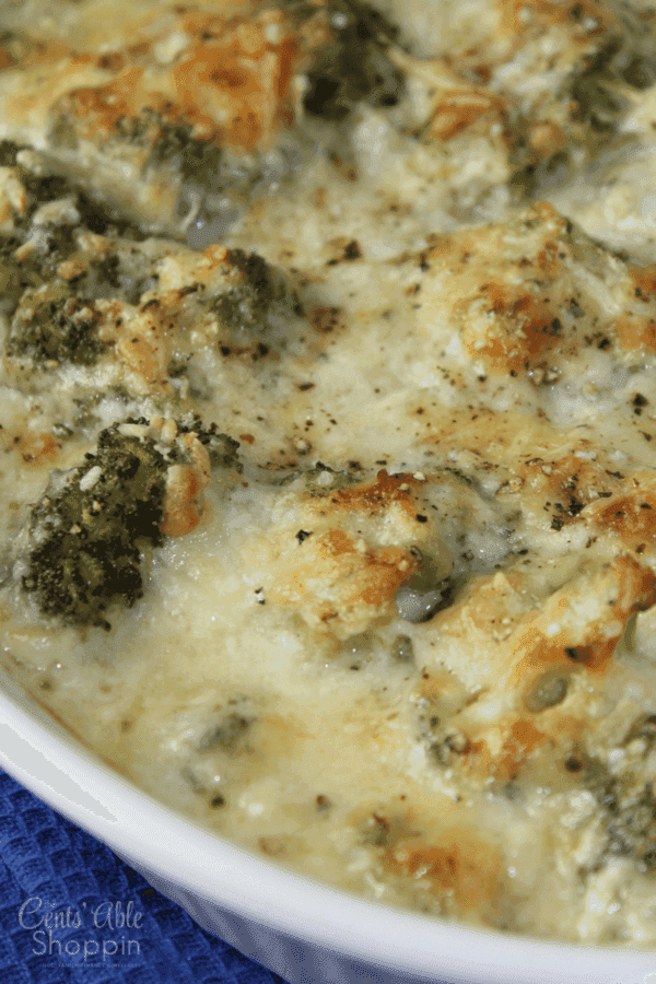 This broccoli cheese bake is a wonderful way to use up broccoli and milk in a casserole that everyone will enjoy.