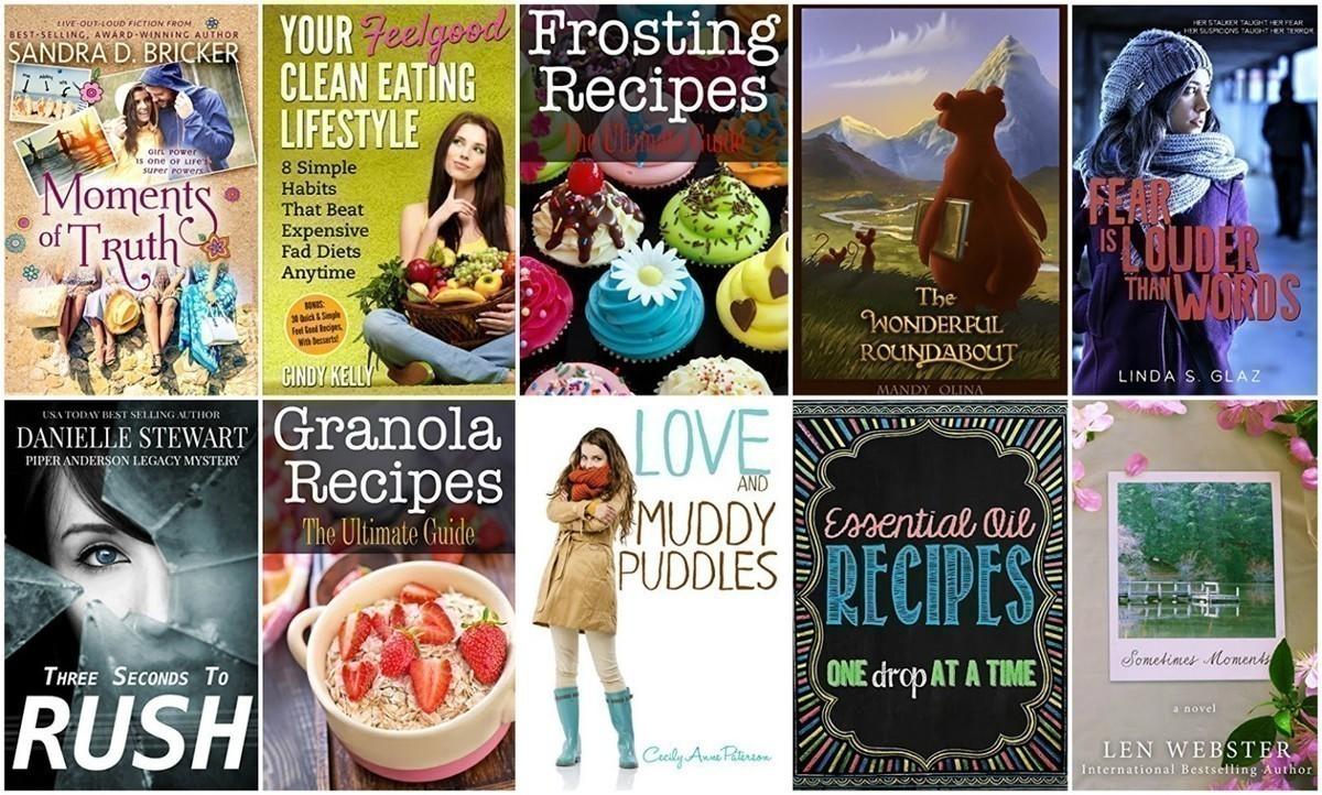 10 Free Kindle Books 1-17-17